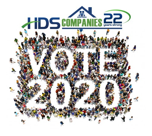 HDS Companies Joins a Growing Number of Employers Who Are Giving Their Staff a Paid Company Holiday on Election Day 2020