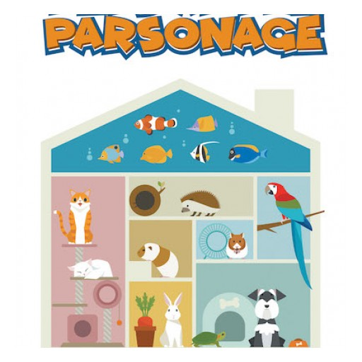 """Helen A. Polding's New Book """"Pets at the Parsonage"""" is a Colorful Collection of Anecdotes Featuring the Many Animals the Author Knew and Loved During Years of Ministry."""