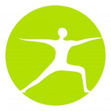Yoga Warrior Logo