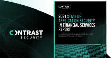 2021 State of Application Security in Financial Services Report