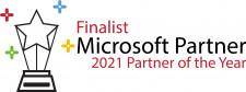 2021 Microsoft Partner of the Year Finalist