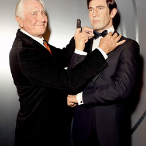 007 George Lazenby Reignites His Acting Career