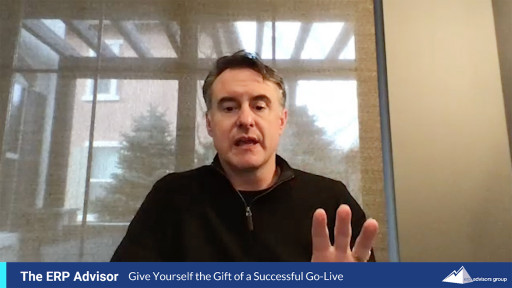 ERP Advisors Group Discusses Strategies for a Successful ERP Go-Live