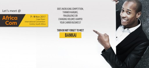 Meet Bankai at AfricaCom 2017