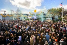More than 2,000 Scientologists and guests gather on Sunday, February 18, to celebrate the spectacular grand opening of the Church of Scientology of Silicon Valley.