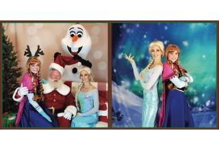 Santa's Frozen Friends Brunch