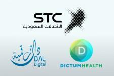 STC, DAL Digital, and Dictum Health logos