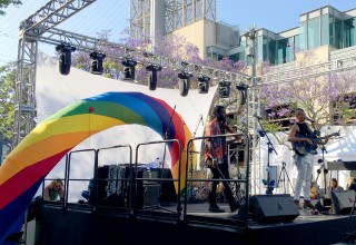 Pride on the Promenade Outdoor Festival Energizes Communities in Downtown Santa Monica