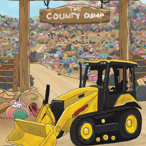 Author Robbin Lee's New Book 'The County Dump' is the Story of a Little Girl and Her Visit to the County Dump.