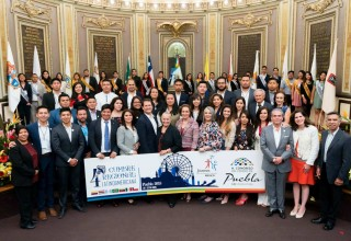 Youth for Human Rights International World Tour in Mexico