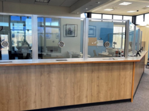 Home of Air Force One Chooses BALLISTIGLASS to Secure Visitor Center With Bulletproof Glass
