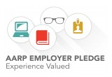 AARP Employer Pledge logo