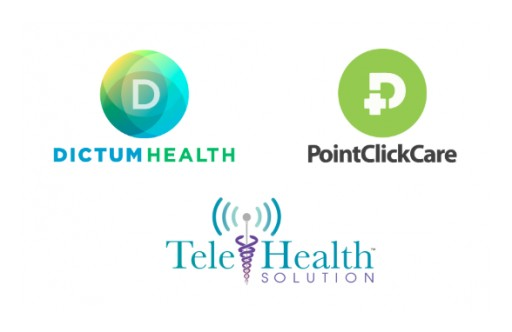 Dictum Health Completes Integration With PointClickCare's EHR Platform