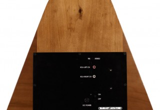 Rembrandt Model V Speaker - Back View