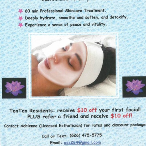 TENTEN Wilshire: Exclusive Tenant Discount on Spa Facial Services