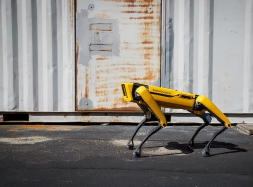 MFE Rentals Partners With Boston Dynamics to Offer Autonomous Agile Robot, SPOT, to Customers