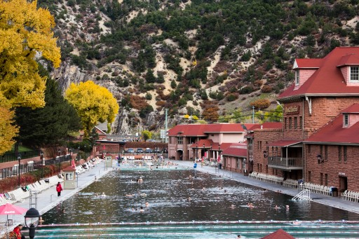 Fall in Glenwood Springs