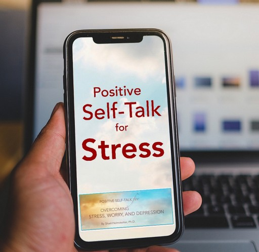 Stressed Out From the Pandemic? Try Listening to Positive Self-Talk.