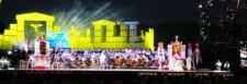 Andrea Bocelli's concert at Teatro del Silenzio