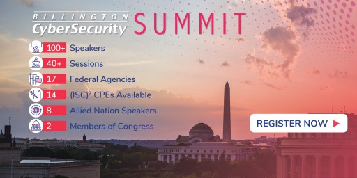 Billington Cybersecurity Announces  Final Speaker Line-Up for 11th Annual Virtual Summit