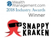 Snappy Kraken Named WealthManagement.com, 2018 Industry Awards Winner