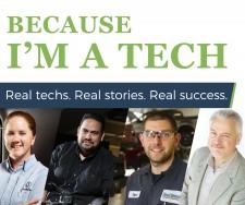 Because I'm A Tech