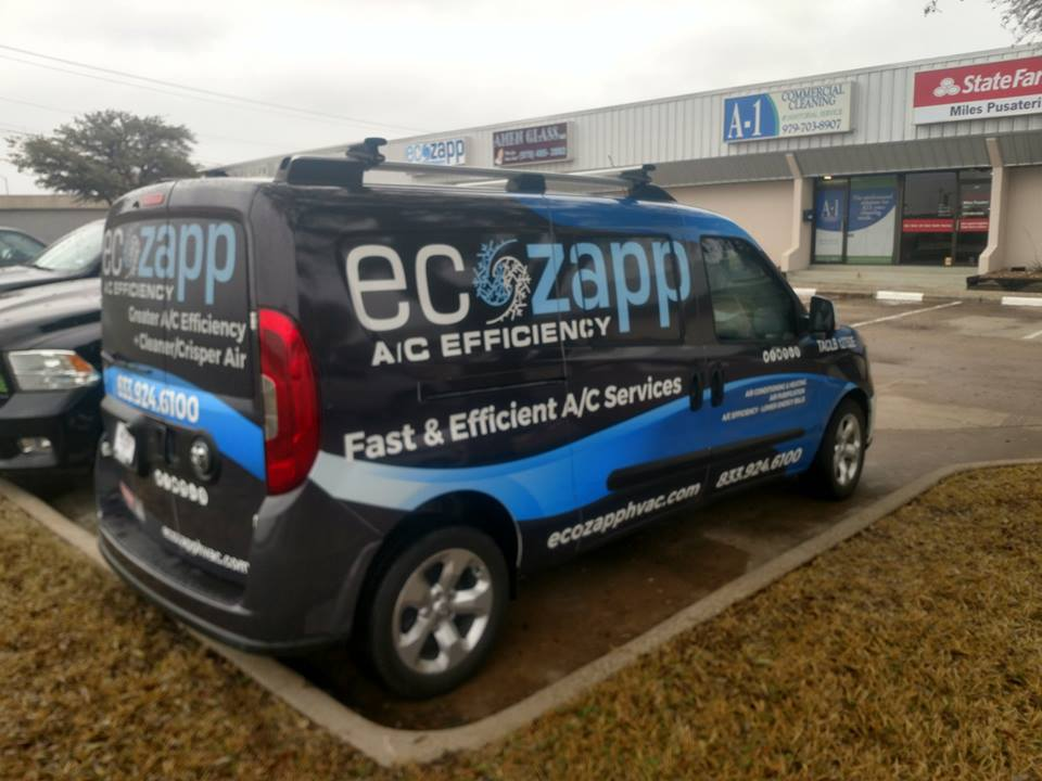 EcoZapp A/C Efficiency Offers Solutions to Clean Up Indoor