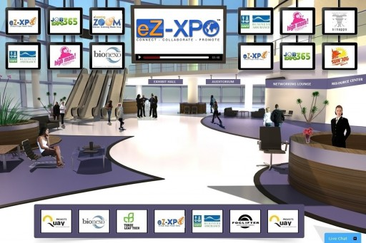 sFoundation Startup Accelerator Joins Forces With eZ-Xpo to Launch the World's 1st Virtual Pitch Network for Demo Day