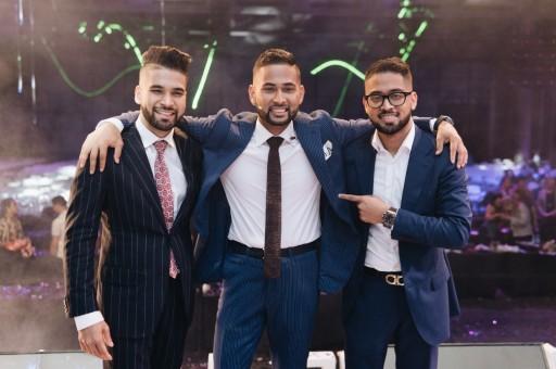 Monir, Moyn and Ehsaan B. Islam Take Startup to Next Level