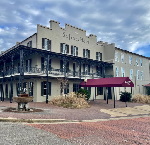 The St. James Hotel in Selma Reopens Its Doors as a Tapestry by Hilton