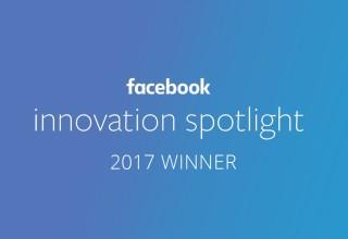 Facebook Innovation Spotlight Winner