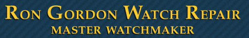 Ron Gordon Watch Repair Announces Post on Rolex Date Just and a Historical Perspective