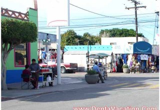 Vibrant Town of Los Algodones