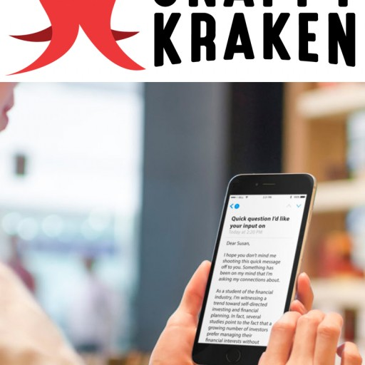 Snappy Kraken Introduces Automated Marketing Campaign to Help Financial Advisers 'Raise Prospects From the Grave'