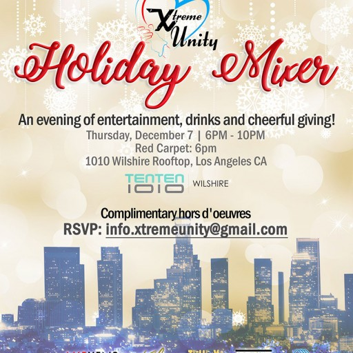TENTEN Wilshire: Holiday Mixer