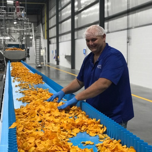 Dieffenbach's Potato Chips Adding New Jobs and Expanding Capacity