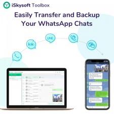 iSkysoft Toolbox Restore Social App