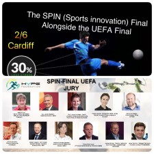 Global Sports Innovation (SPIN) Final
