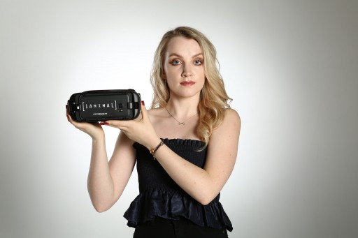 Evanna Lynch Challenges People's Idyllic Image of Dairy Farming in Groundbreaking New VR Film Released Today