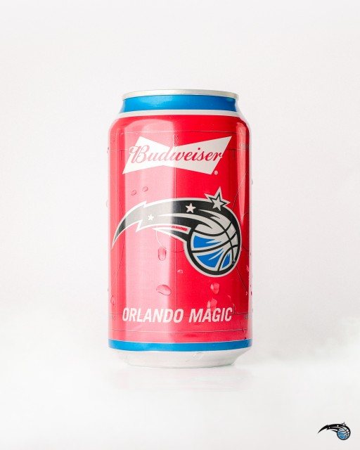 The Orlando Magic Extend 31-Year Partnership With Anheuser-Busch Adding New Elements