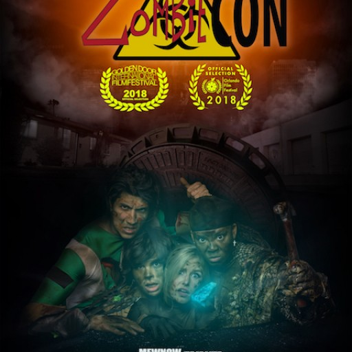 'ZombieCON' the Movie Announces Special Preview Screening at Los Angeles Comic Con