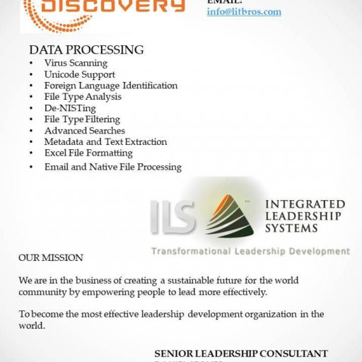 1010 Wilshire Invites Tenants to Learn More About Litbros Discovery and Integrated Leadership Systems