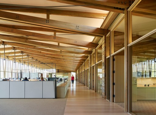Nominate a Project for the 2019 U.S. Wood Design Awards