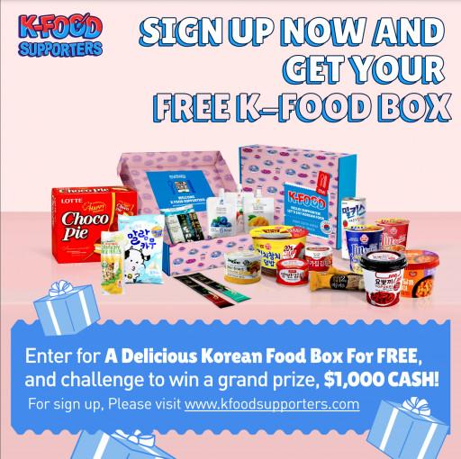 aT Center LA Recruits Korean Food Supporters