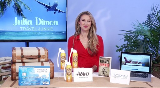 Travel Junkie Julia Dimon Shares Her Tips for Reducing Stress When Planning a Great Vacation