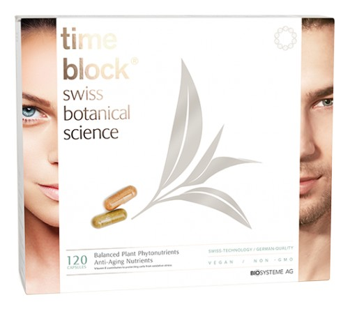 TimeBlock - Breakthrough Science-Based 'Fountain of Youth' Proven to Reverse Biological Aging Launches in Canada and the US