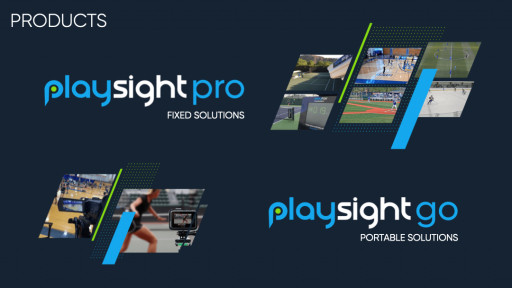 PlaySight Announces Updated Product Portfolio With GO and PRO Sports Video Platforms
