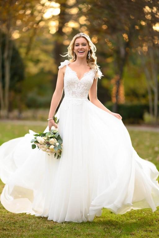 Affordable Wedding Dress Designer Stella York Reveals Fall 2019 Collection