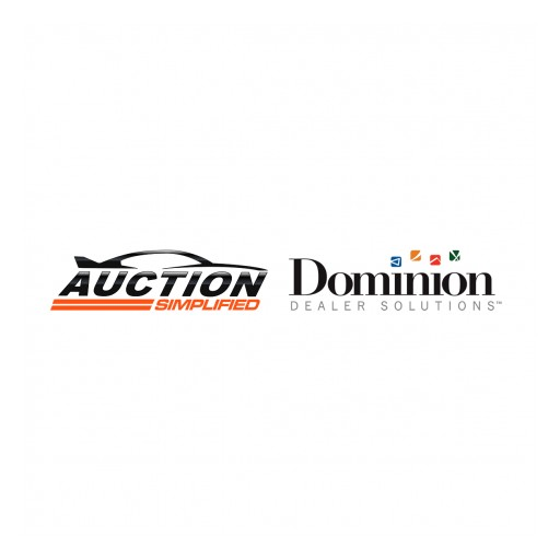 Dealer Simplified, LLC Has Strategically Partnered With Dominion Dealer Solutions.