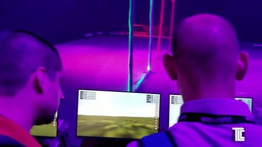 INDOOR DRONE RACING for Events - TLC Creative